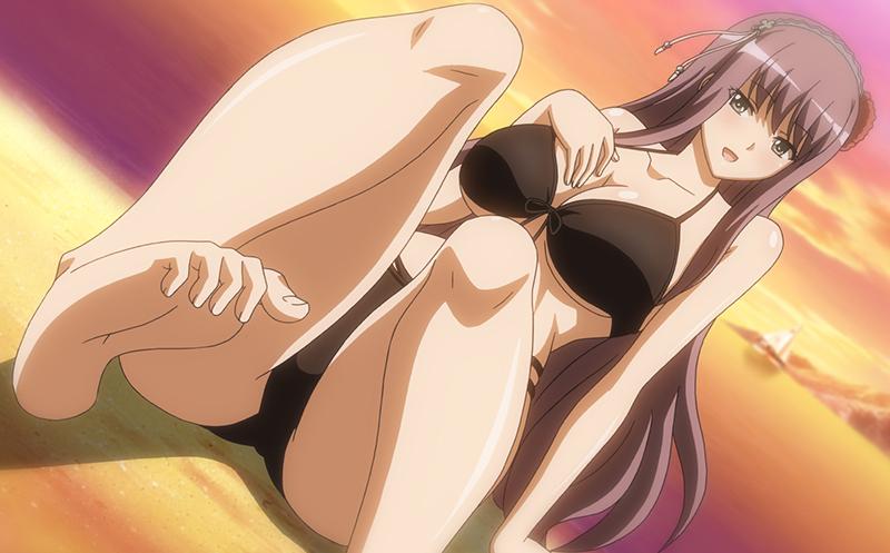 Yabai! Fukushuu Yami Site OVA Sub Indo